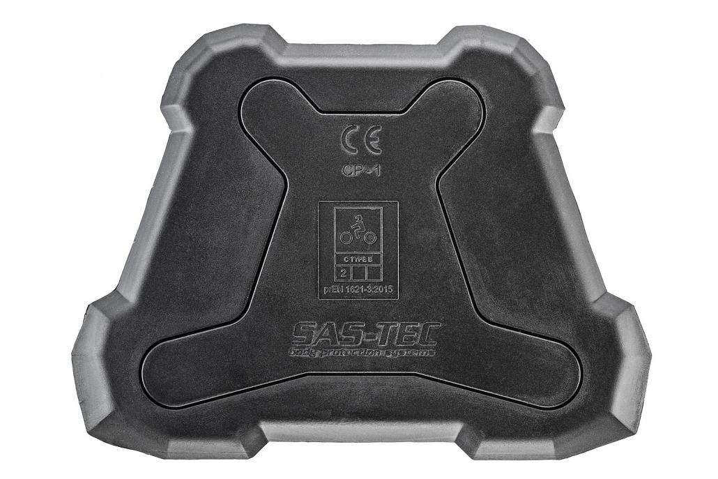 SAS-Tec Protezione Petto sc1//cp3 Protector petto Protektor